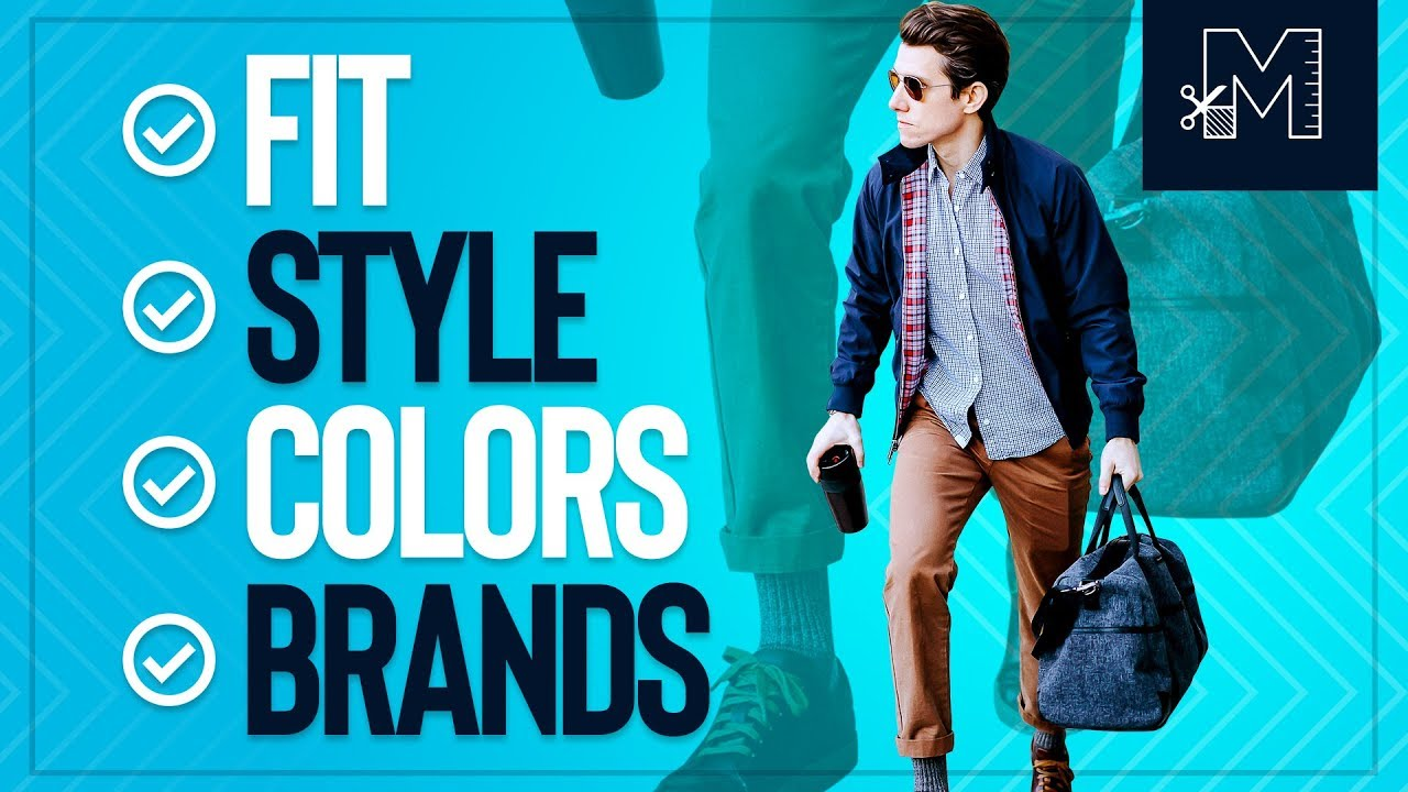 How to Wear Chinos: Fit, Style, Shoes, Colors and Favorite Brands 5