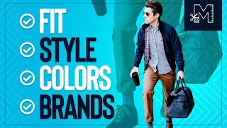 How to Wear Chinos: Fit, Style, Shoes, Colors and Favorite Brands