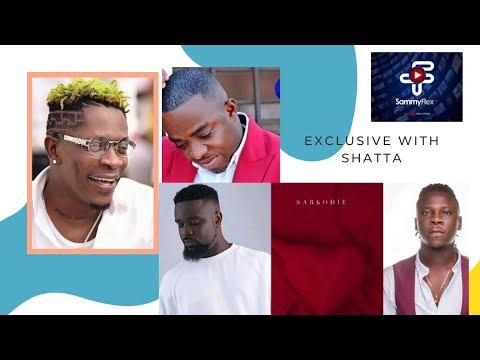 Shatta Wale Exclusive On His Album Postponement: Talks Stonebwoy, Sarkodie &The  Militants