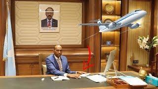 Deg Deg Rw kheyre o saxixay sharciga dulista hawada somalia Iyo somaliland o xanaqday live