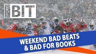 Bad Beats & Bad for Books Recap | Sports BIT | Monday, Dec. 11 thumbnail