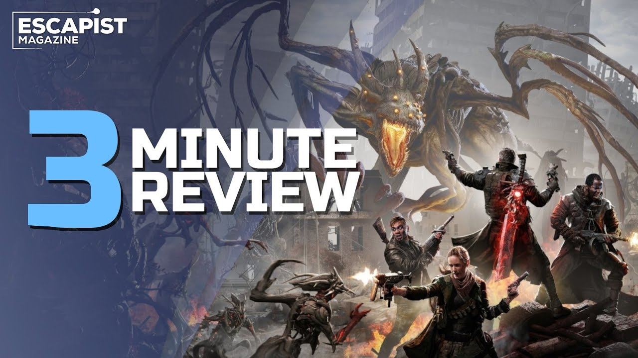 Remnant: From the Ashes | Review in 3 Minutes – Escapist