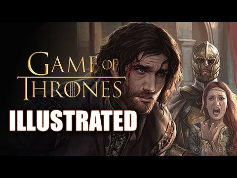 Game of Thrones Is Supposed To Look Like This