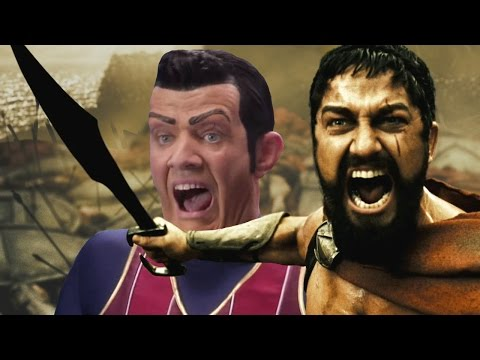 We Are Number One but THIS IS SPARTA