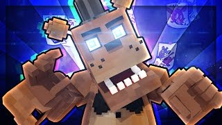 Freddy Fazbear Origins - THE BIRTH OF FREDDY FAZBEAR (Minecraft FNAF Roleplay) #1