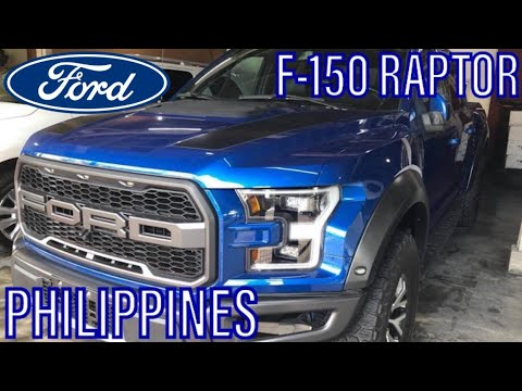 For Sale In The Philippines- 2019 Ford F-150 Raptor