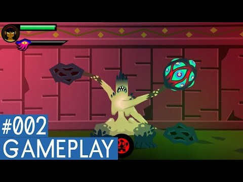 Severed PS Vita Gameplay #2 (Domain of the Crows)