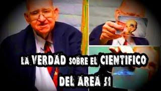 El Cientifico BOYD BUSHMAN  del Area 51 es un Fraude?   EVIDENCIA EXPUESTA