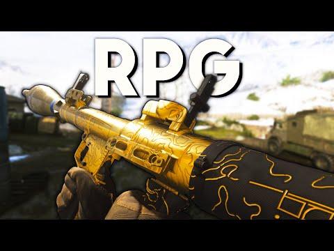 Easy Gold RPG In Modern Warfare