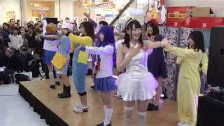 20181104 苫小牧コスプレフェスタ2018 北海道ご当地アイドル フルー...