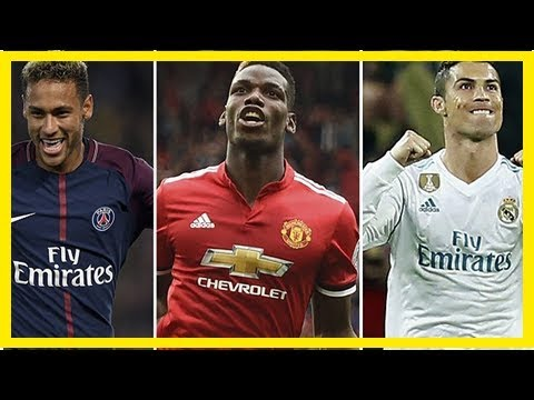 The top ten wage bills in europe as barcelona are leapfrogged by psg