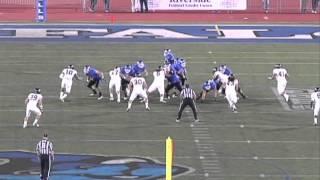 University at Buffalo Fullback Boomer Brock Highlights