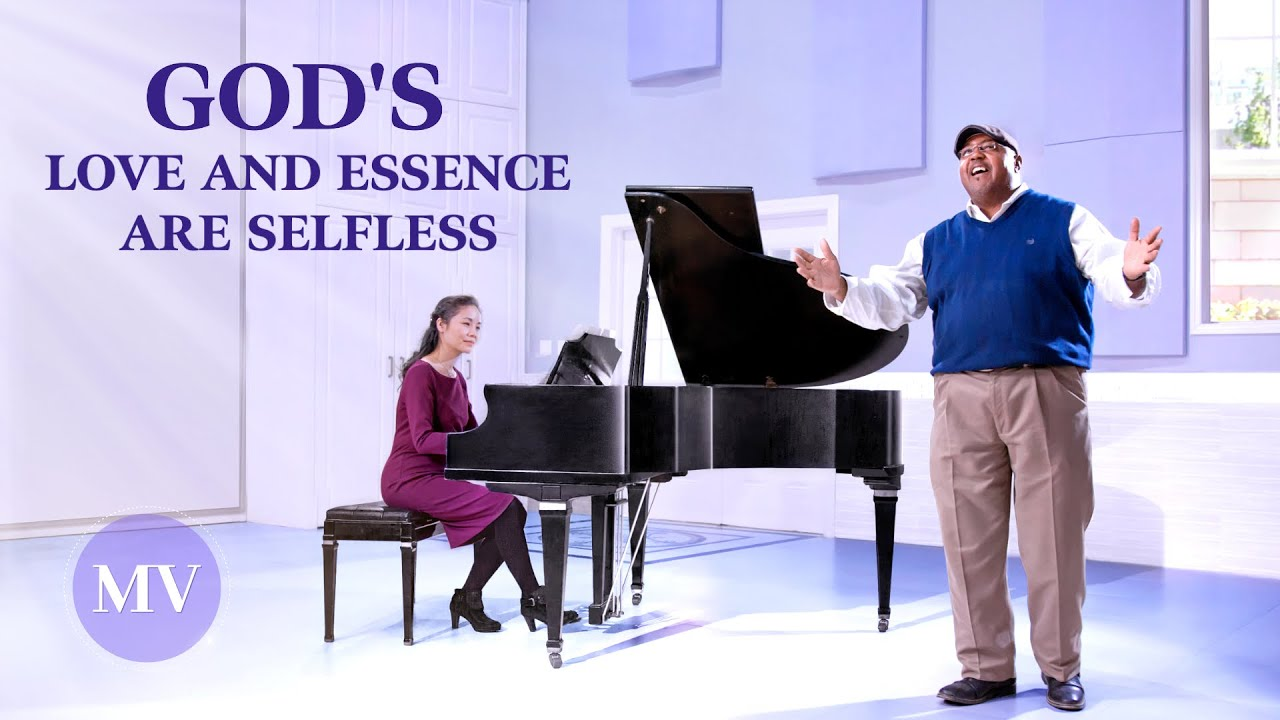 """Christian Music Video """"God's Love and Essence Are Selfless"""""""