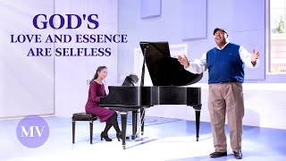 "Christian Music Video ""God's Love and Essence Are Selfless"""