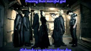 Tristania - The Shining Path Lyrics and Subs. Español