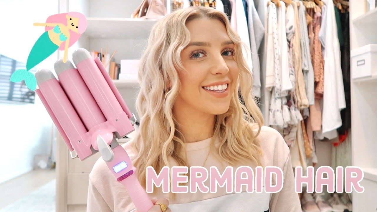 Download MERMAID HAIR WAVER TUTORIAL! How to Do Mermaid Hair/ Mermaid Waves