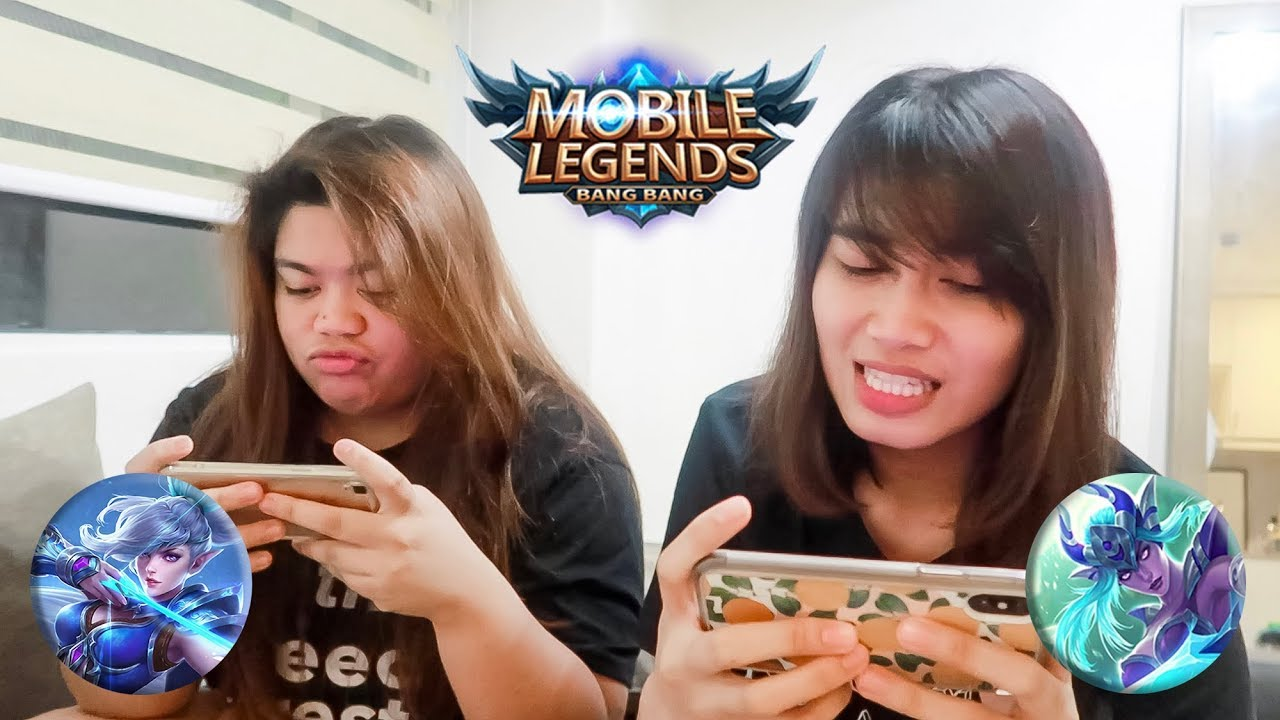 inumaga na kakalaro ng mobile legends zzz
