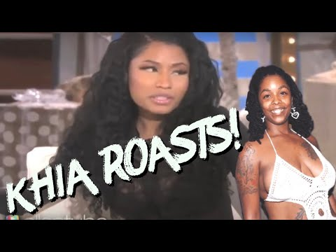 Khia ROASTS TS Madison, Nicki Minaj, and Mo'nique LIVE