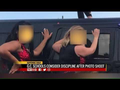 Granite City Schools consider discipline controversial photo shoot