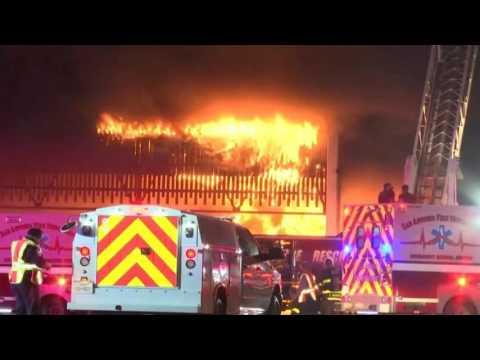 Tribute for San Antonio Firefighter Scott Deem