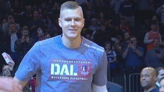 Porzingis Booed New York Return! Morris Game Winner! 2019-20 NBA Season