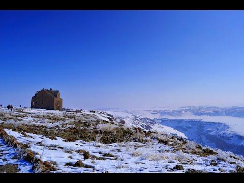KarsRail - Anı Yakala ile Kars Gezisi Part 1 - #Yine Gidiyorum 1