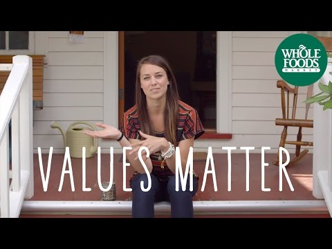My Street Grocery | Values Matter | Whole Foods Market