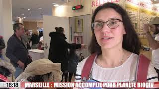 Marseille : le grand succès du salon Planète Bio Div
