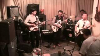 GS新年会 2013年2月2日 ベンチャーズ演奏.