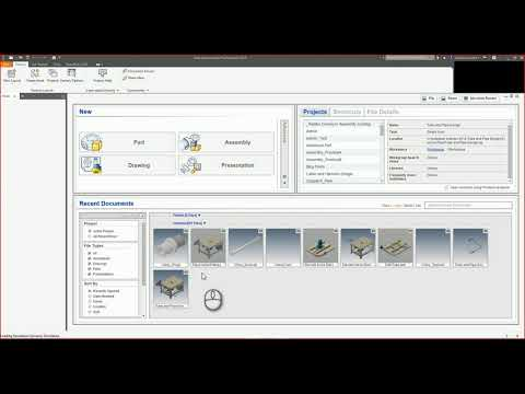 Autodesk Inventor Tube & Pipe - Tube & Pipe Template & Style Management