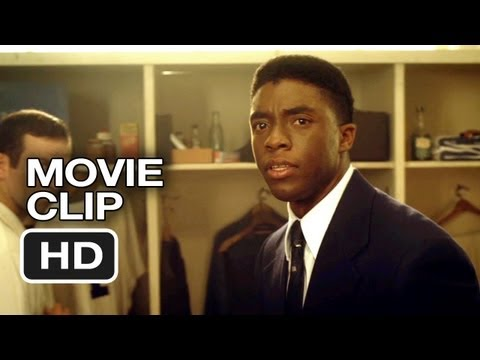 42 Movie CLIP - You Must Be Looking For...