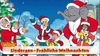 Benjamin Blümchen - Liederzoo - Fröhliche Weihnachten | Musik