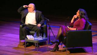 Peter Ackroyd, writer of Foundation speaking at Royal Festival Hall Part 2