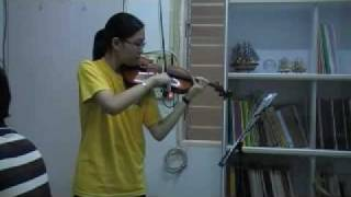 Vivaldi Spring Concerto for Violin (Malaysia) 14 years old