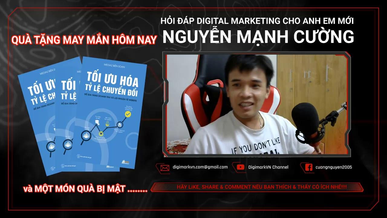 #3 – Chuyên mục hỏi đáp Digital Marketing cho người mới