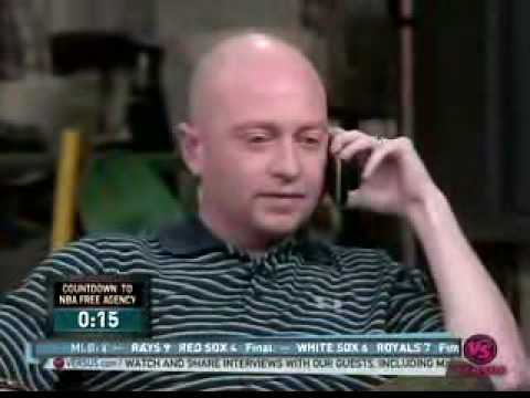 Tommy Dee Breaks Lebron Free Agent Story on The Daily Line