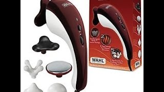 Wahl Deluxe Heated Massager how to set up HD Video