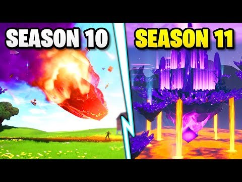 How Fortnite Season 11 Will Begin, When Season 10 Ends.