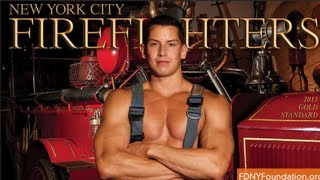 Sexiest NYC Firefighters Go Shirtless for Annual Calendar
