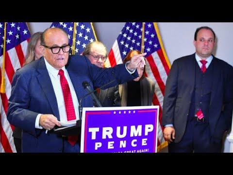 Rudy Giuliani Facing New York State Bar Revocation | NBC New York