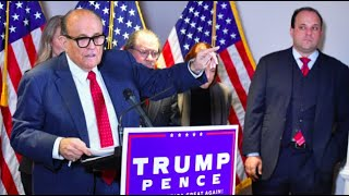Rudy Giuliani Facing New York State Bar Revocation | NBC New York