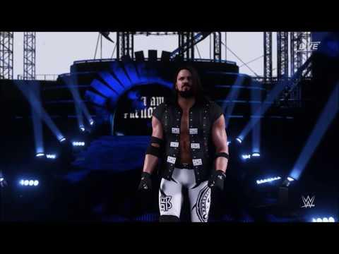 WWE 2K18 | ALL Entrances | Superstars, Tag Teams, DLC