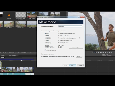 Magix Vegas Pro 16, 15, 14 and formar Sony Vegas 13 topic - Personal