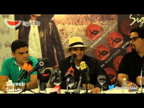 Entrevista de Silvestre Dangond en Vanezuela