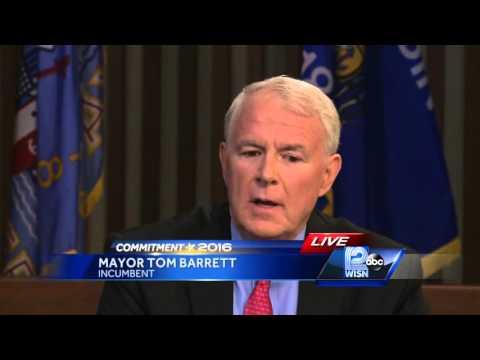Milwaukee mayoral debate
