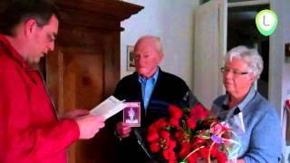 Oud-wethouder Gert-Jan Koele 50 jaar PvdA lid