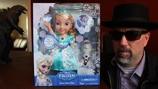 Disney Frozen Snow Glow Elsa Review