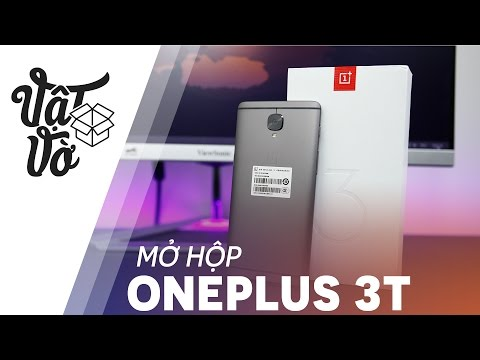 Vật Vờ| Siêu phẩm cuối 2016 là đây !! OnePlus 3T giá 10 triệu