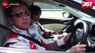 マツダ・アテンザXD vs BMW 320d ブルーパフォーマンススポーツ(フルバージョン)【DST#054】