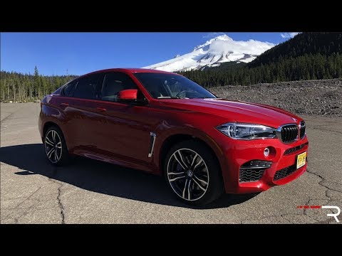 2018 BMW X6 M – Very Much The Ultimate Driving SUV